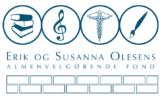 Erik Og Susanna Olesens Almenvelgørende Fond